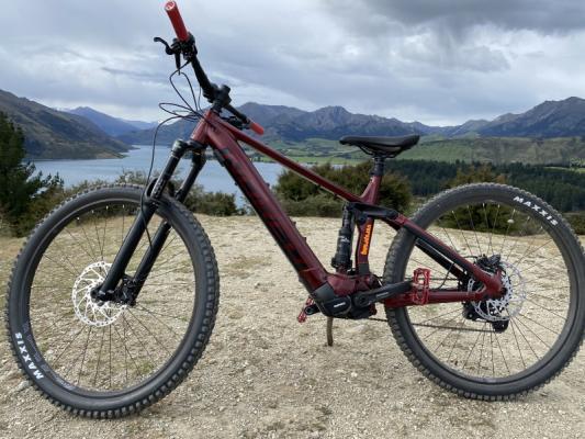 Bike of the Month & November Newsletter
