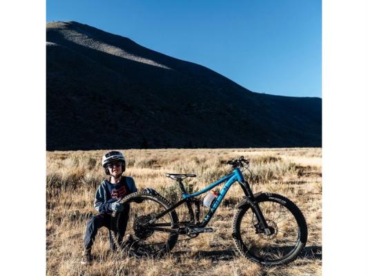 Junior Rider Bike Check