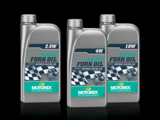 Which Suspension Brands Use Motorex Oils?