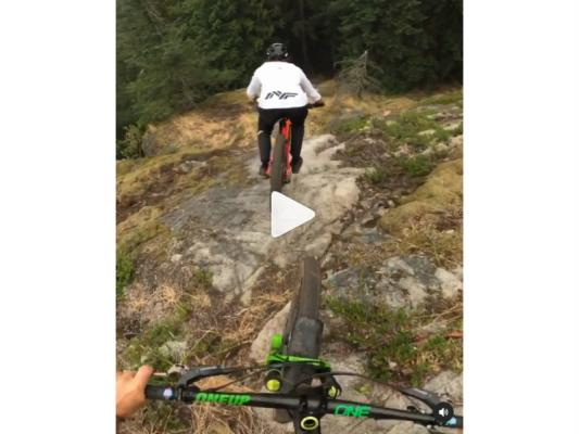 Video - When Hayes Dominion Brakes Are Awesome